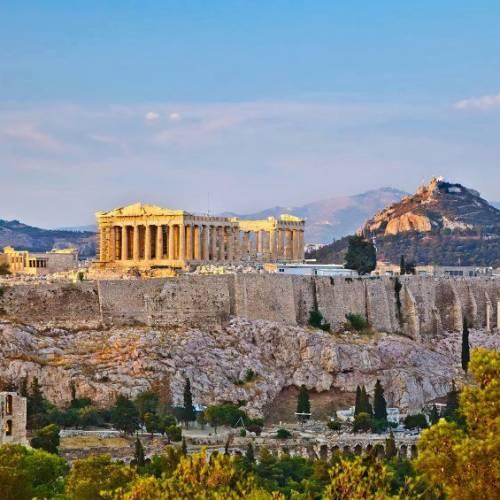 Gabriele D' Annunzio – Αθήνα